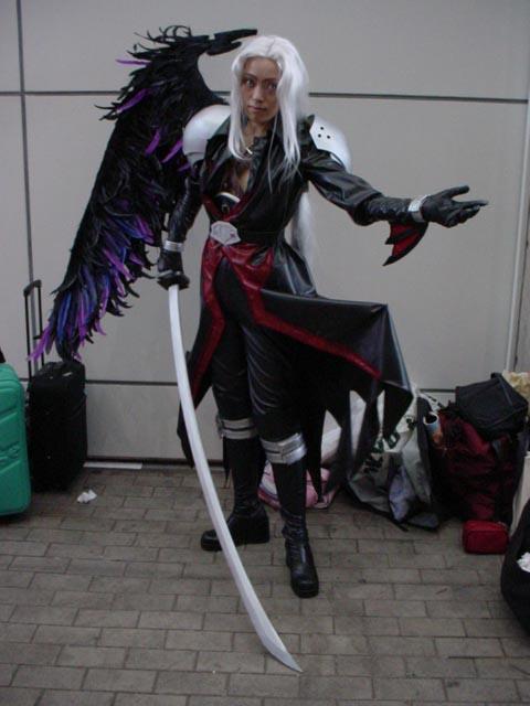 Cloud Sephiroth