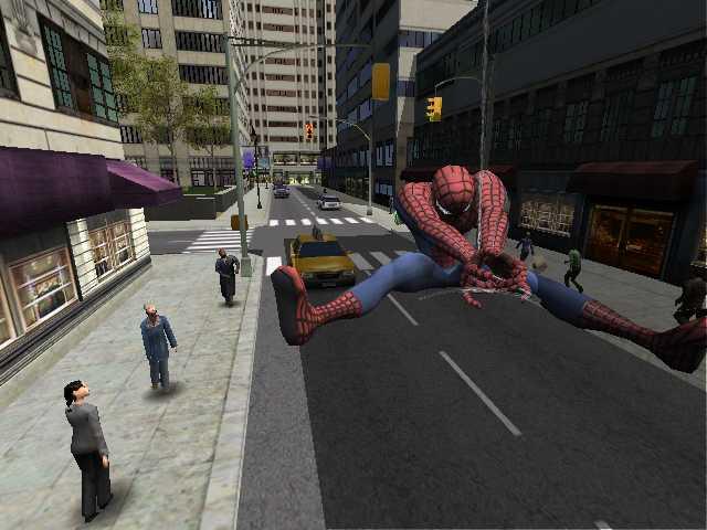 Spiderman 2 SpidyGame